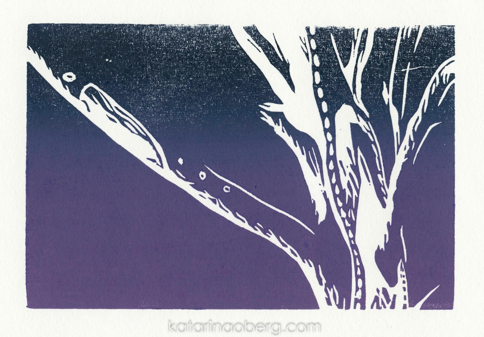 Way of Souls, purple
