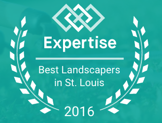 Thrilled to share we were honored by Expertise.com in the Best Landscapers in St. Louis category!