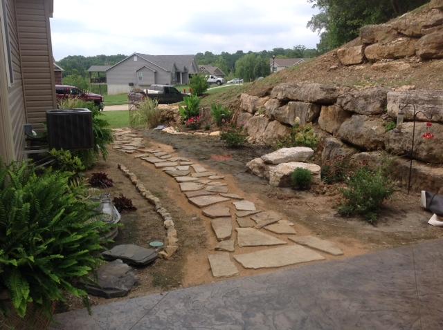 Landscaping landscape design st louis st charles