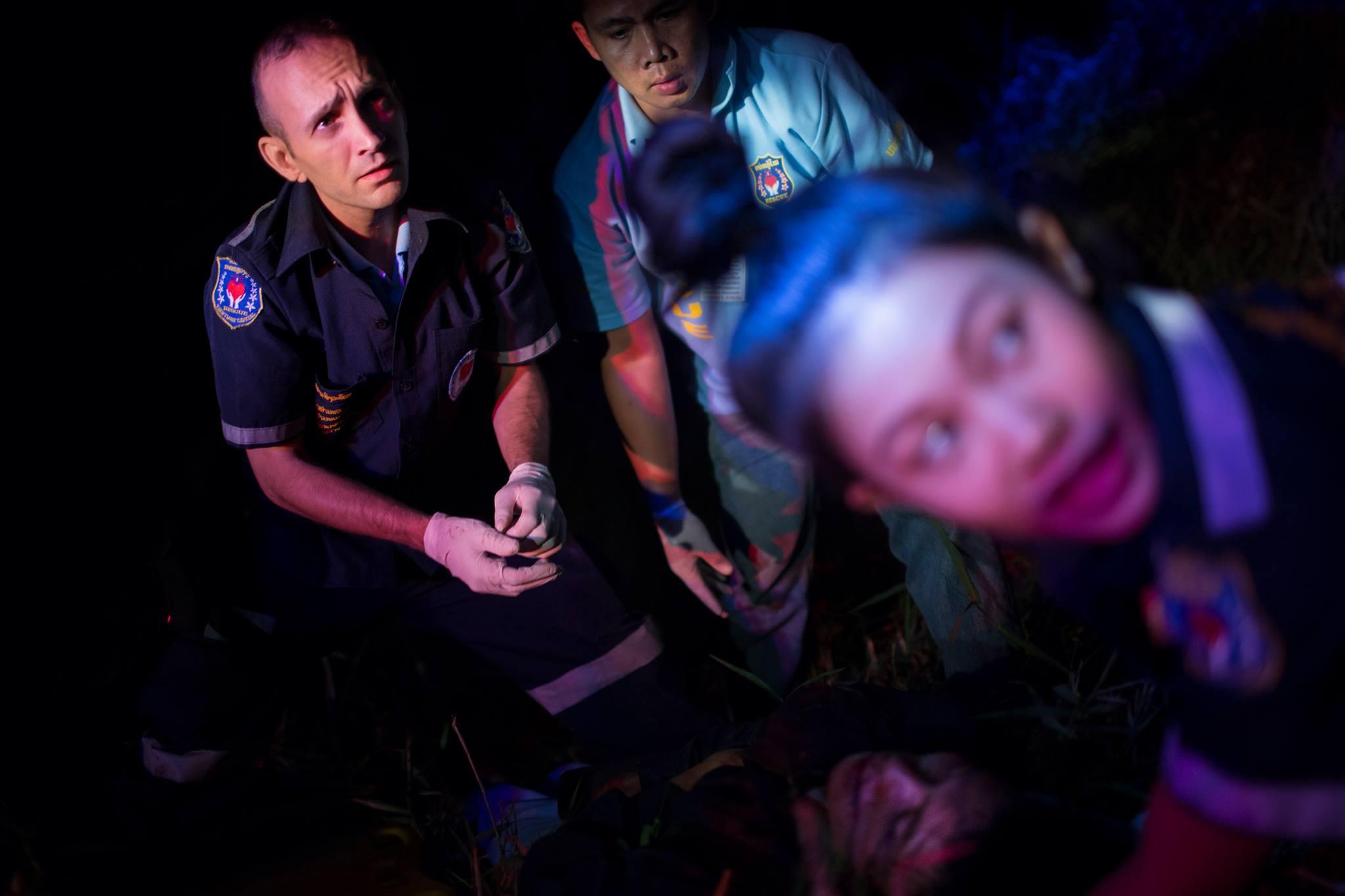 Photo Credit: Laura Constantin, Adryel Talamantes & Vientiane Rescue