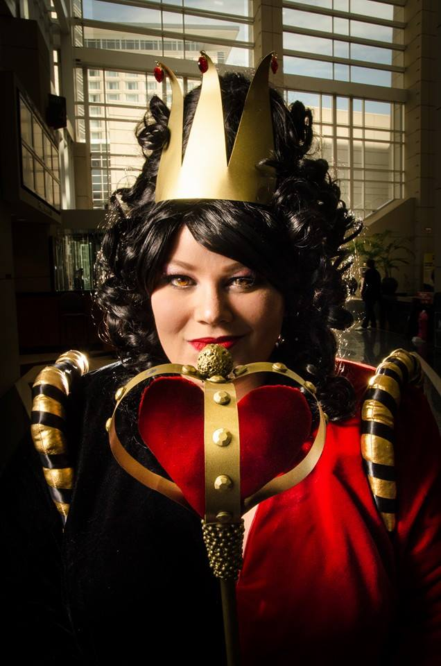 Photo credit:  The Portrait Dude - Cosplay Photography .