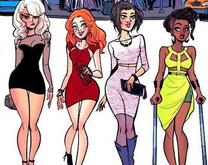 the ladies of burnside