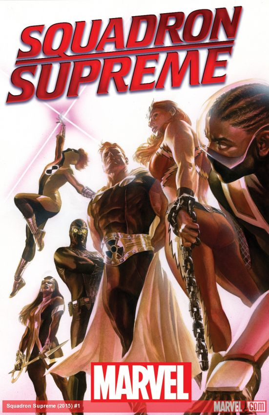 Alex Ross covers certainly don't hurt (image courtesy of Marvel comics)