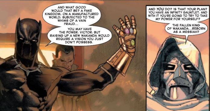 Courtesy Marvel Comics