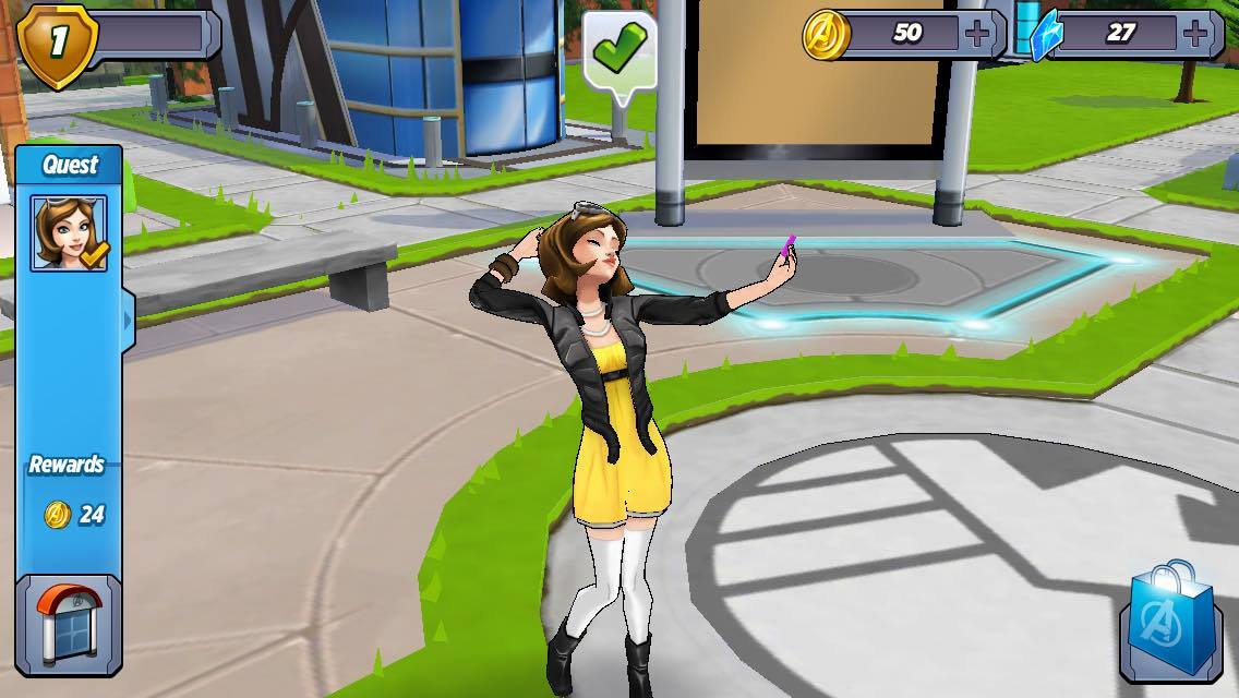 Avengers Academy 2