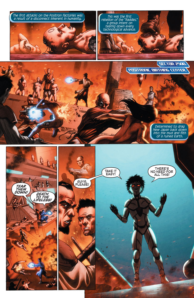 Preview image from RAI #13 (courtesy of Valiant Entertainment)