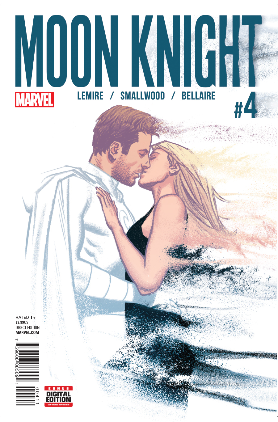 Cover by Greg Smallwood