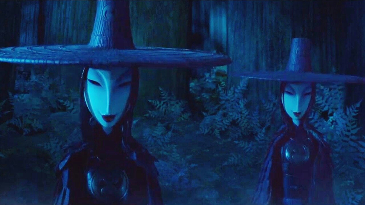 The Sisters. /fear shudder