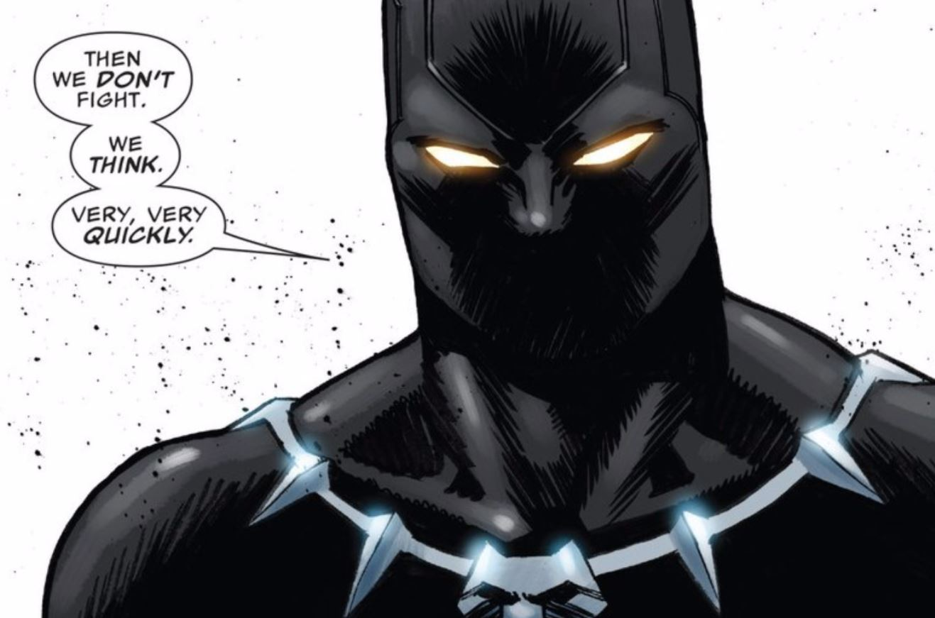 Black Panther has got the solution to your problems.