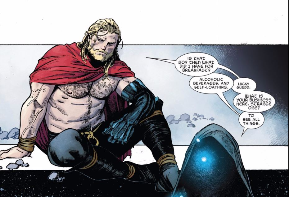 So did Reed, Frankie, and Galactus need to chain Uwatu to the Moon? Kinda mean guys.