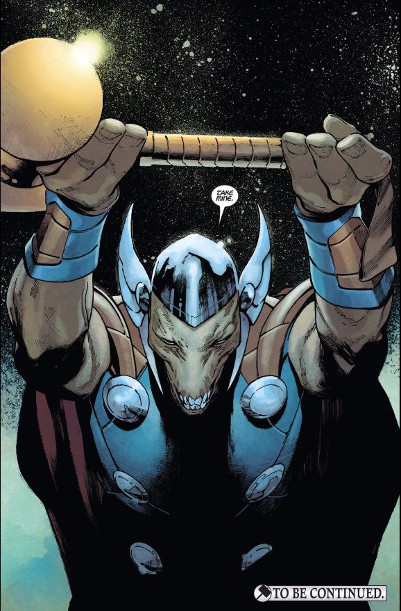 """If I were Odinson, I would say """"Nay."""""""