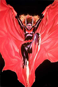 Alex Ross should just draw everything.