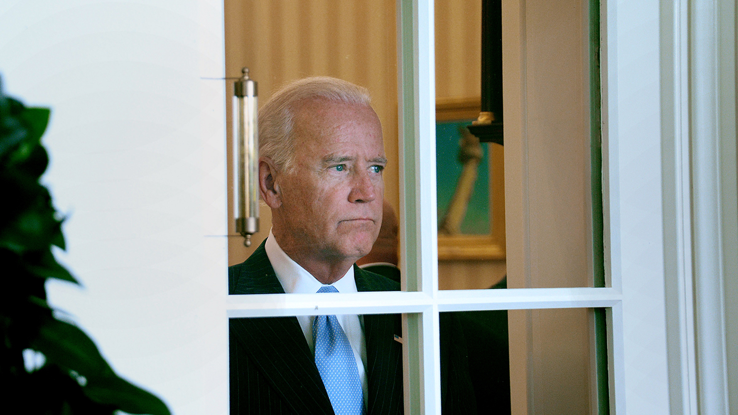 Biden:  And here I thought I had had my one betrayal and attempted murder for this year.