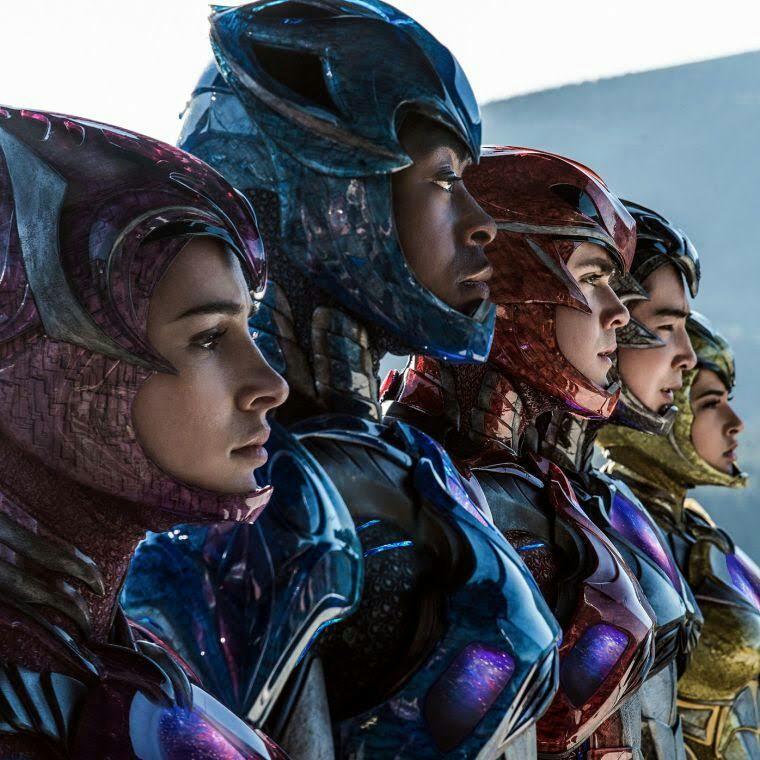 Lionsgate/Power Rangers