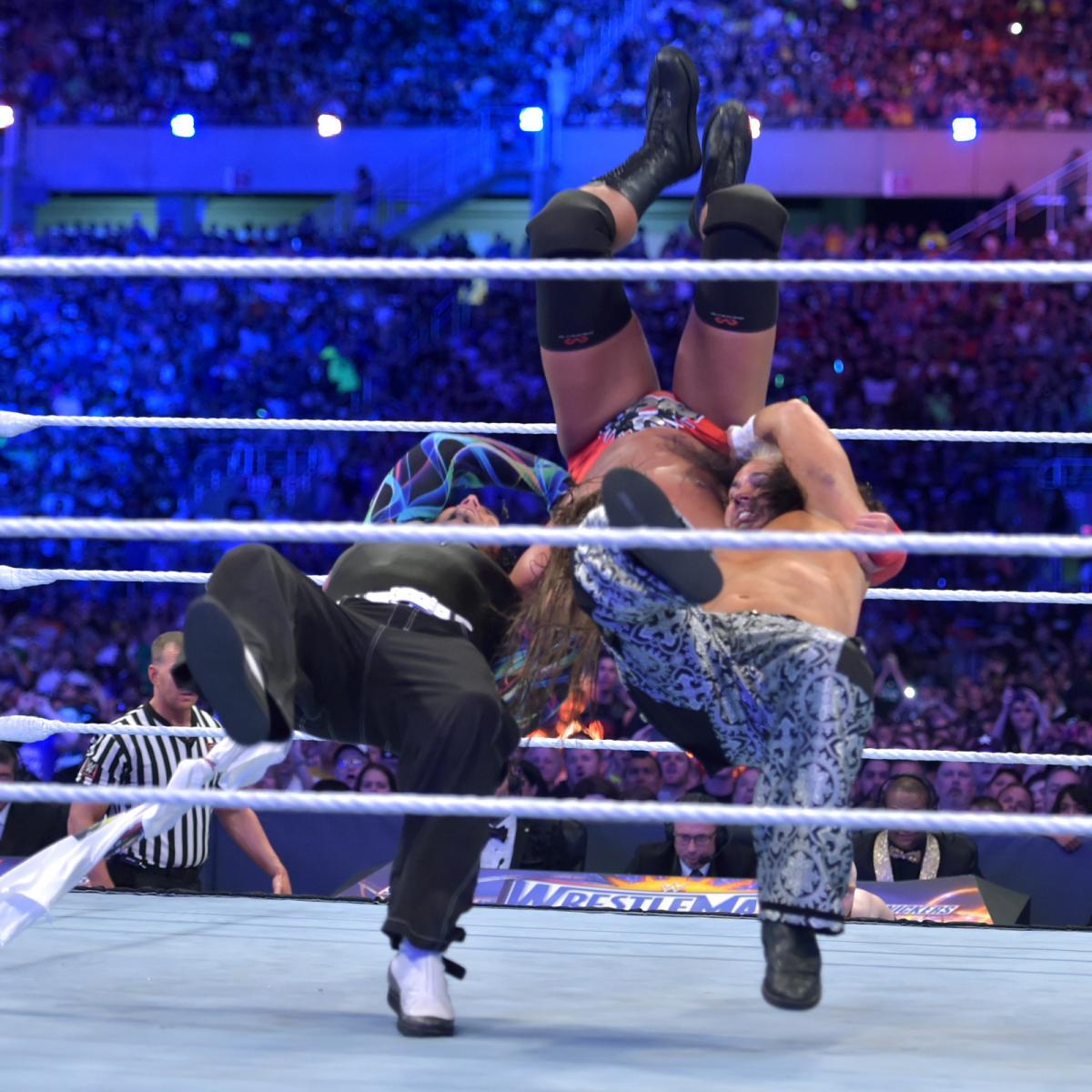 Hardyz all the way back, image via WWE.com