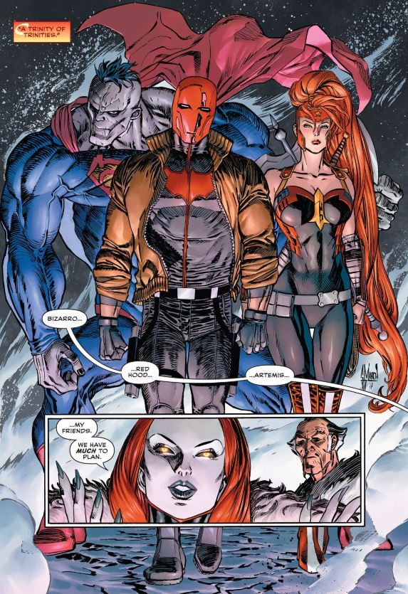 Redhood and the Outlaws is a good series.