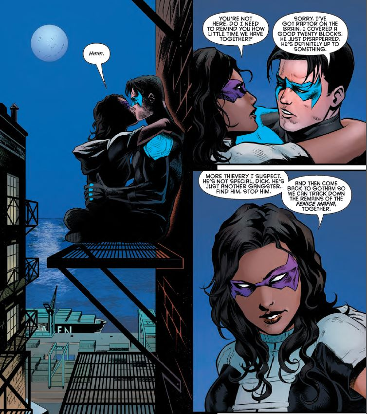 Sooo, Can we call this version of Helena Bertinelli Huntress now?