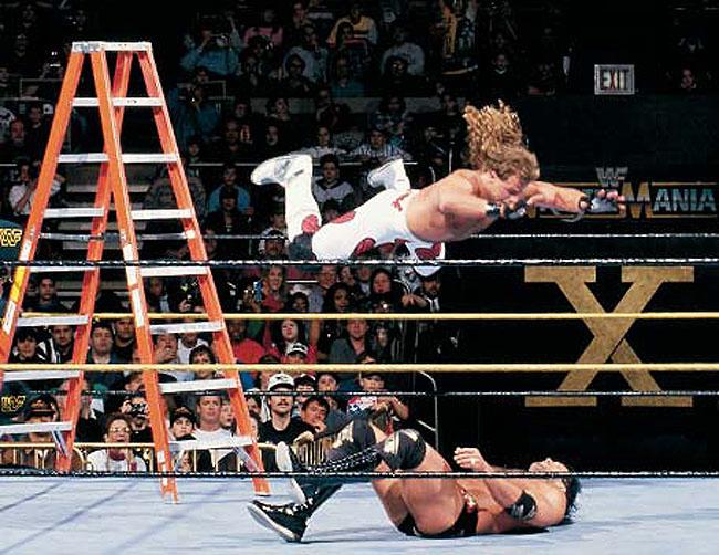 Razor-Ramon-Vs-Shawn-Michaels-Ladder-Match-for-the-Intercontinental-Championship-Wrestlemania-10.jpg