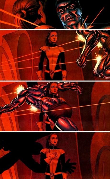 THAT'S how you do it (Astonishing X-Men #4, 2003)