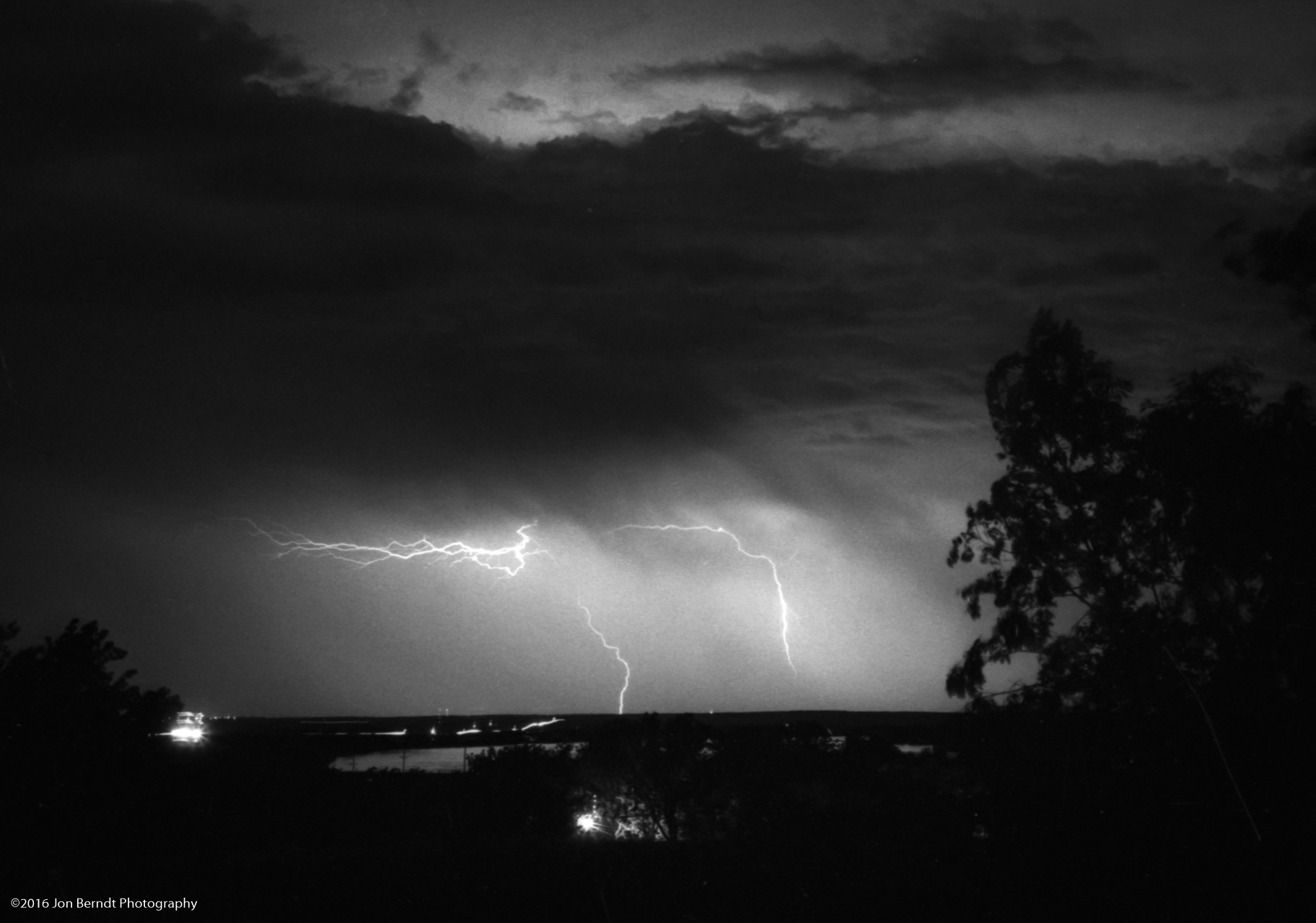 1977: North Dakota Thunderstorm