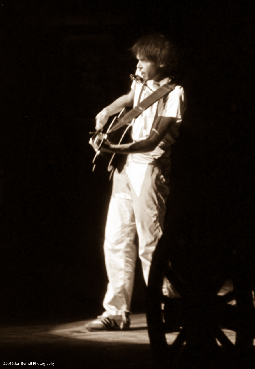 1978: Neil Young