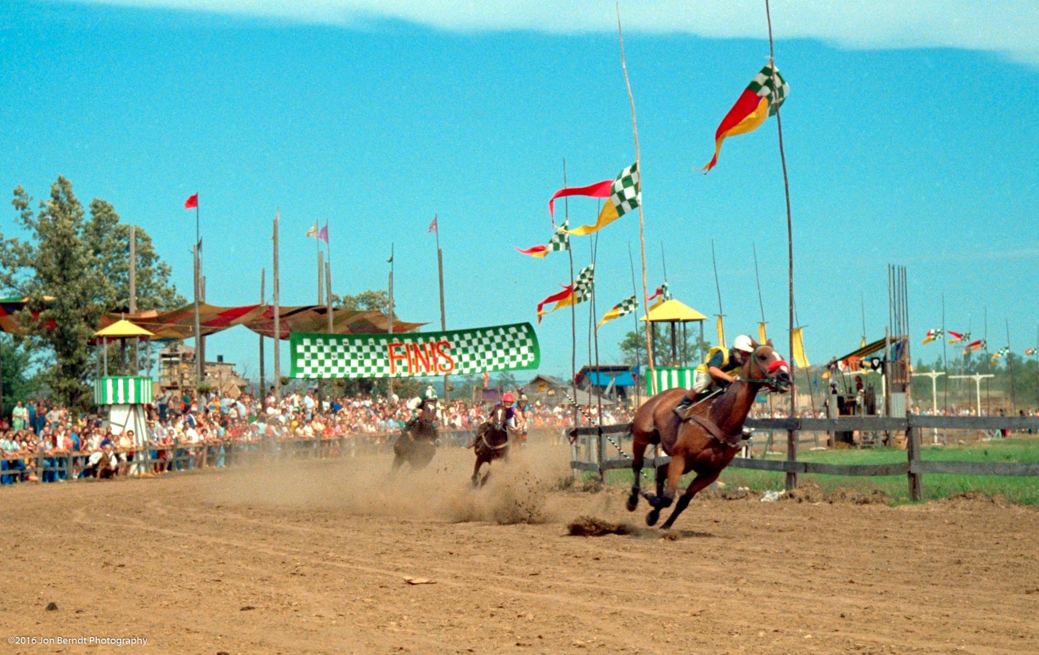 1979: Renaissance Horse Race