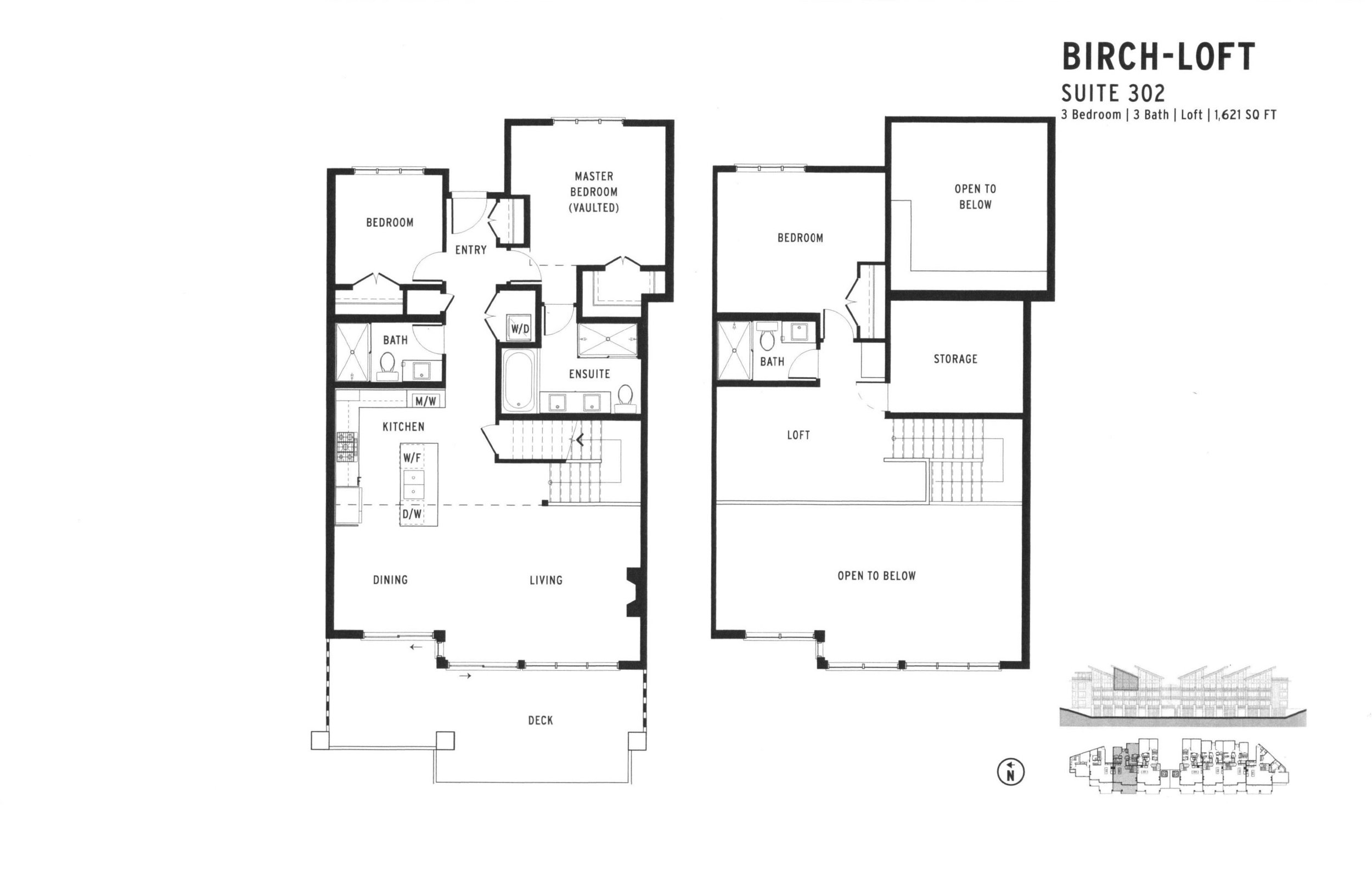 Copy of 302 - BIRCH-LOFT - $ 1,599,900