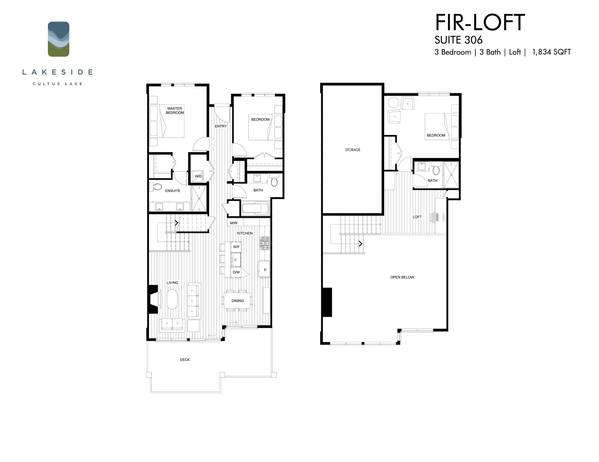 FIR LOFT - $1,695,000