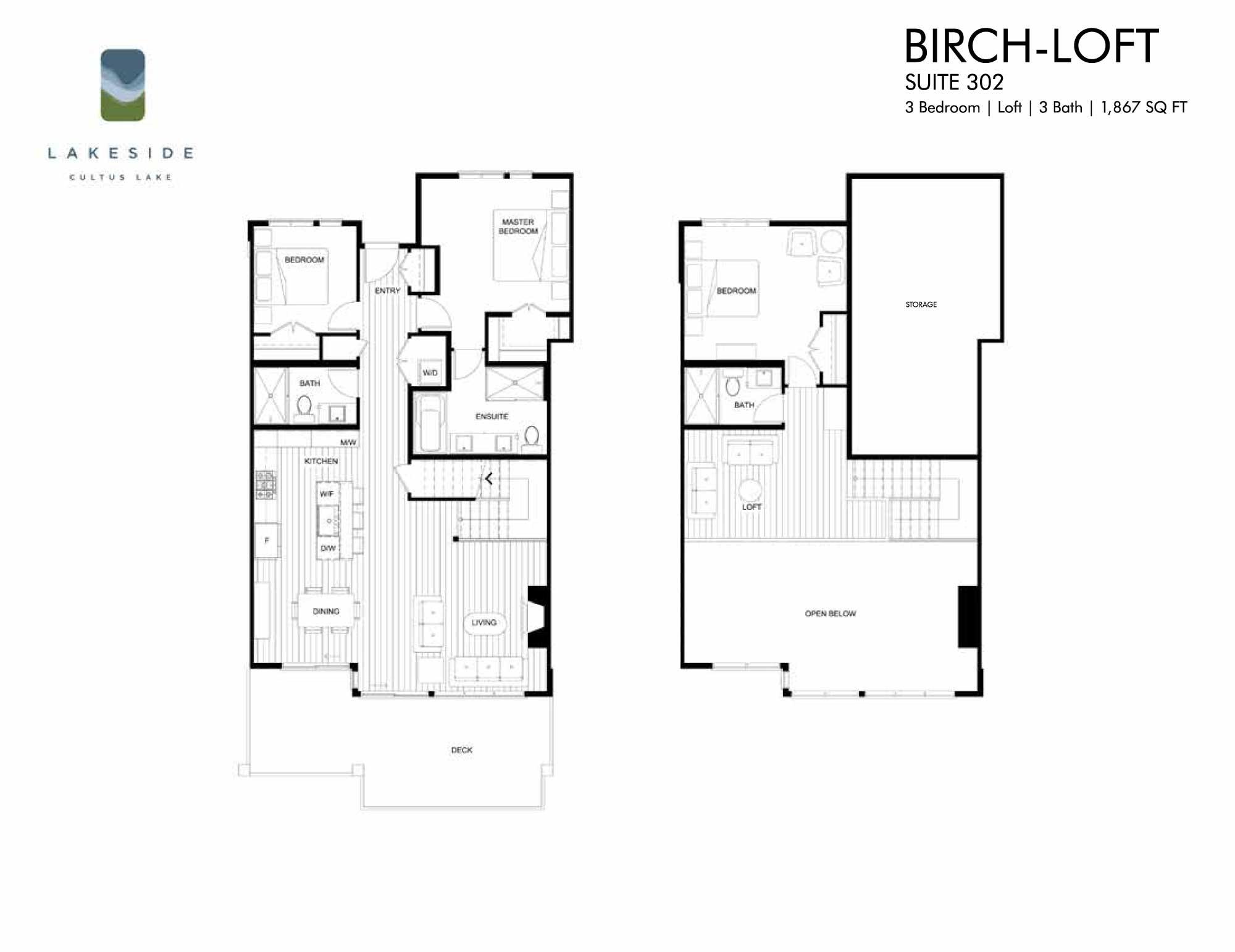 BIRCH LOFT - $1,695,000