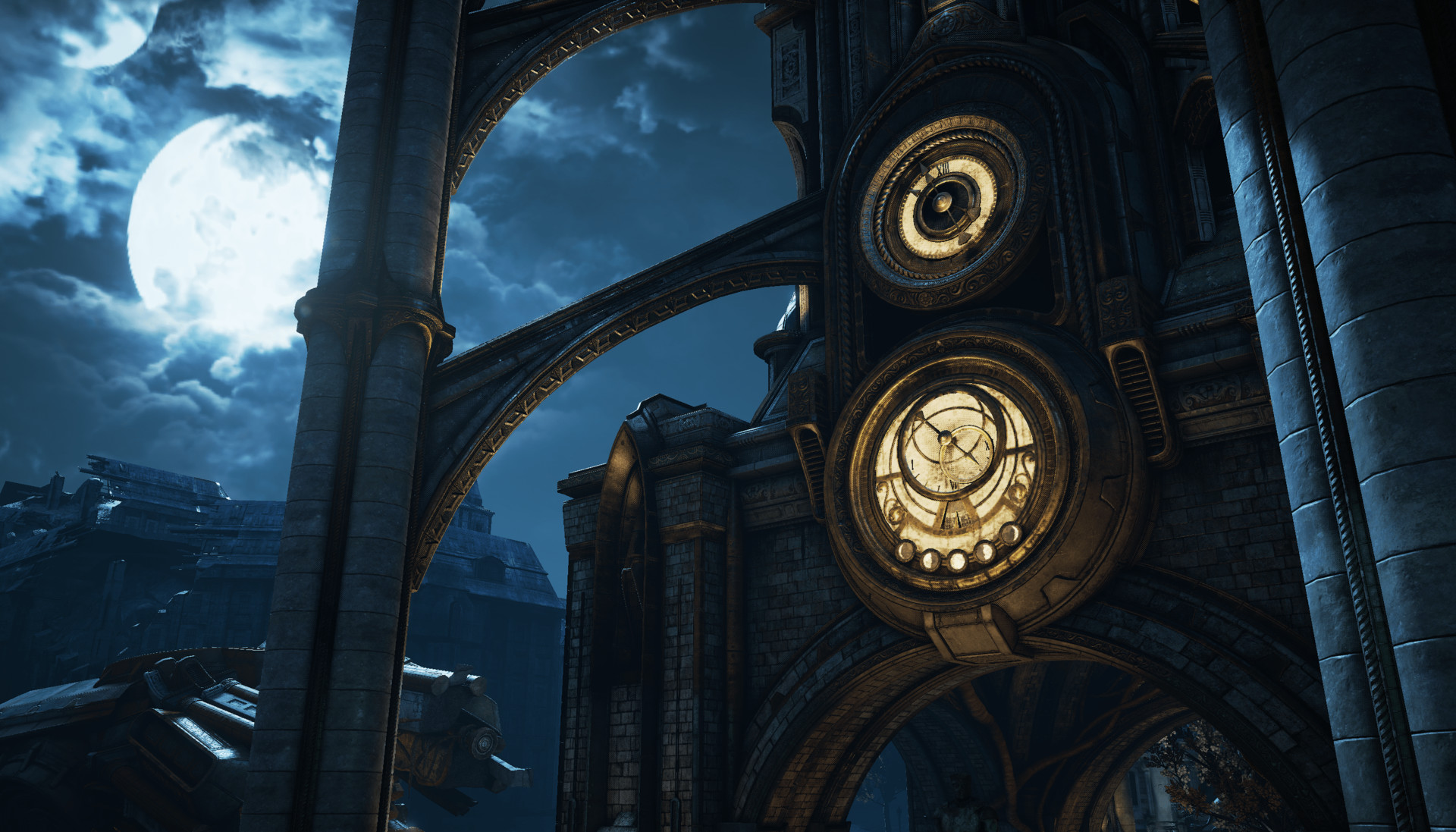 *Responsible for creation clocktower look development, texture creation, and partial modeling.