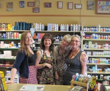 Marissa, Mandyand Marcia...                             with Deborah (2014)