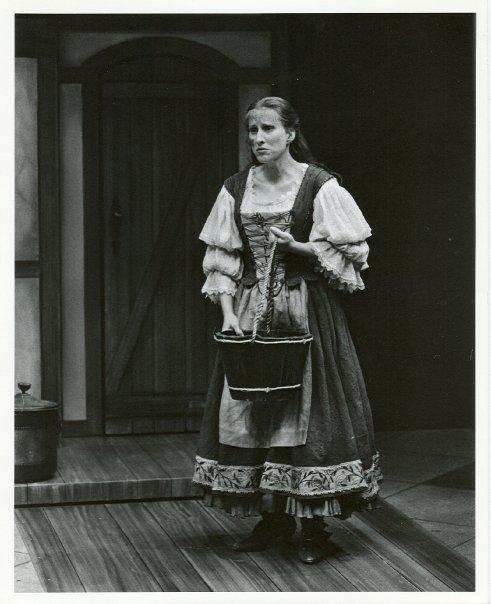 Cinderella in CINDERELLA - Alabama Shakespeare Festival