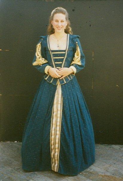 Jessica in THE MERCHANT OF VENICE - Carmel Shakespeare Festival
