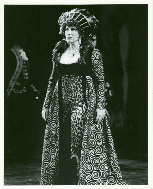 Hippolyta in A MIDSUMMER NIGHT'S DREAM - Alabama Shakespeare Festival
