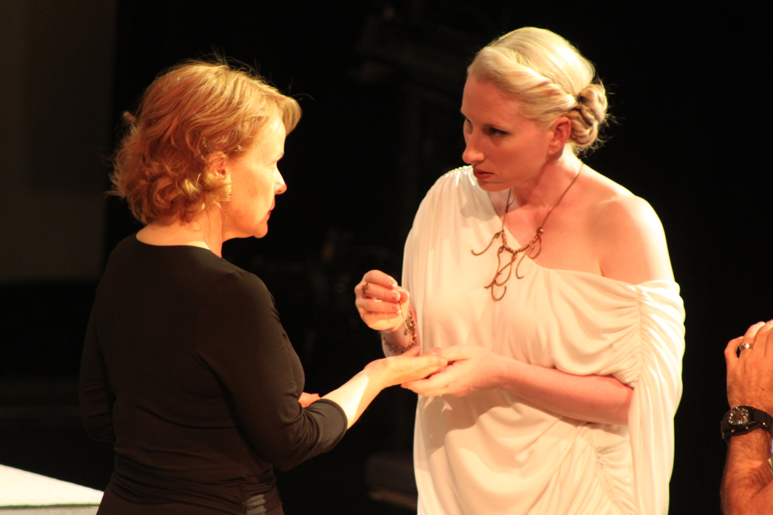 Desdemona in OTHELLO - The American Shakespeare Collective