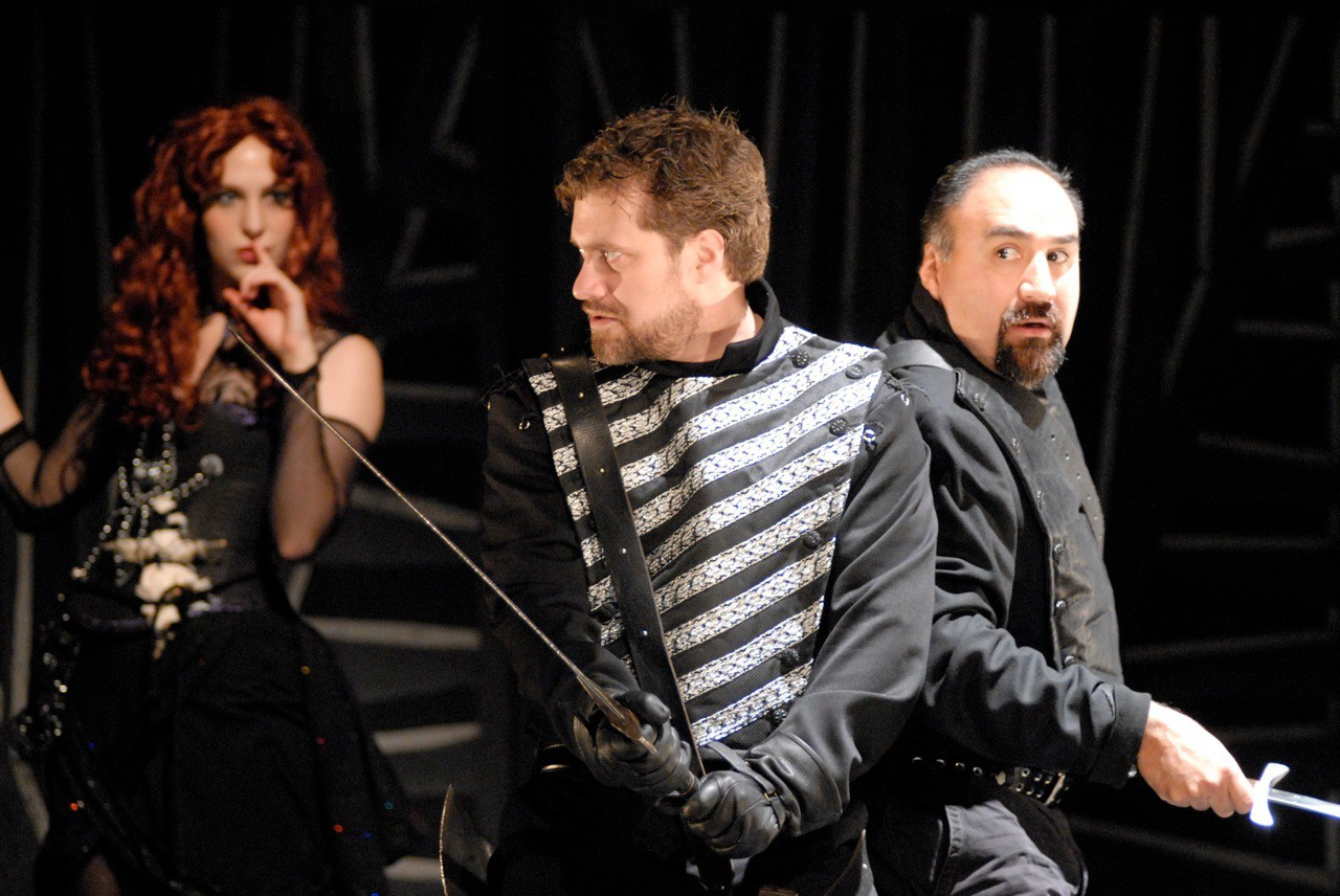 MACBETH - Michigan Shakespeare Festival