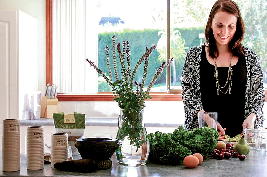 A naturopaths kitchen
