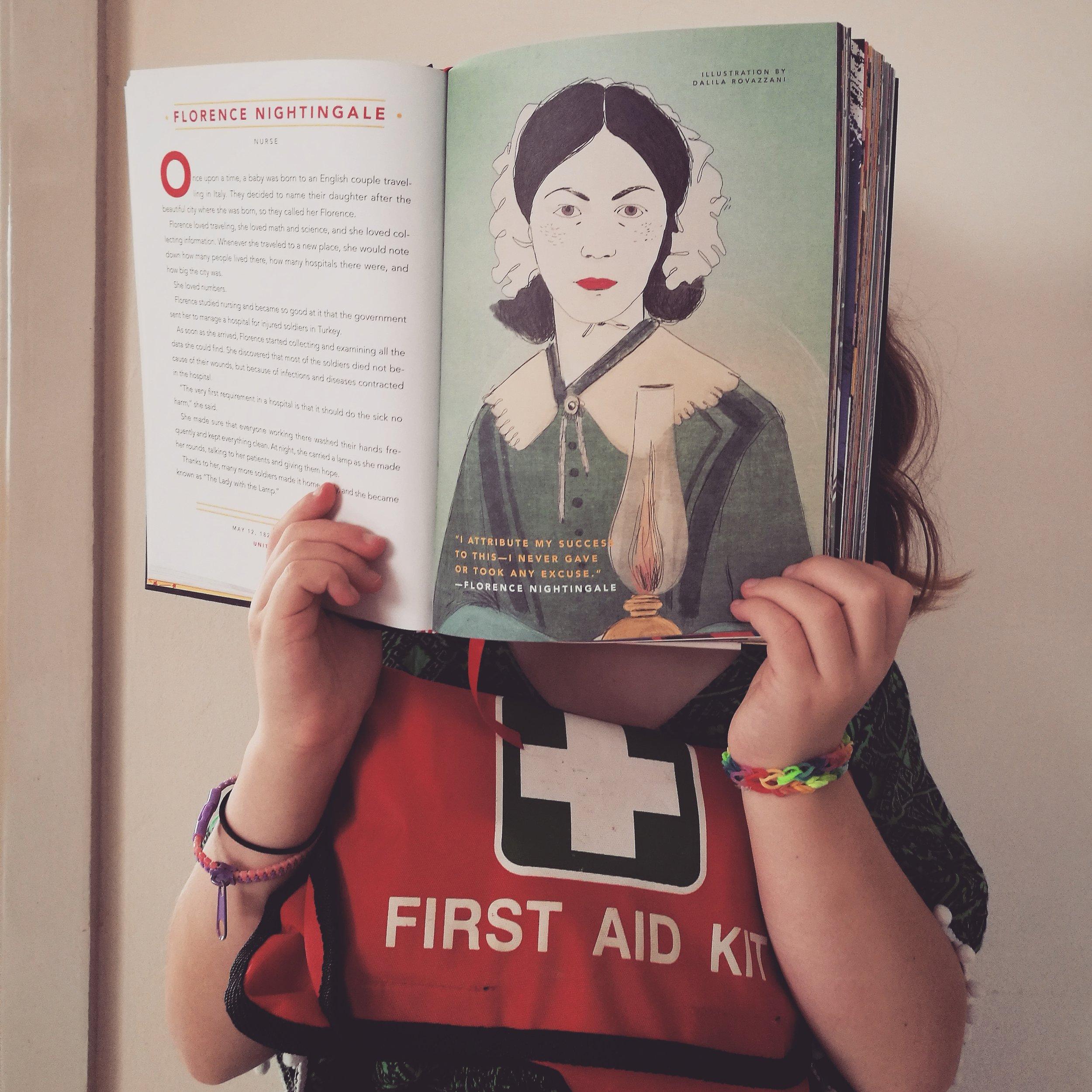 The Parentmedic Class, Florence Nightingale