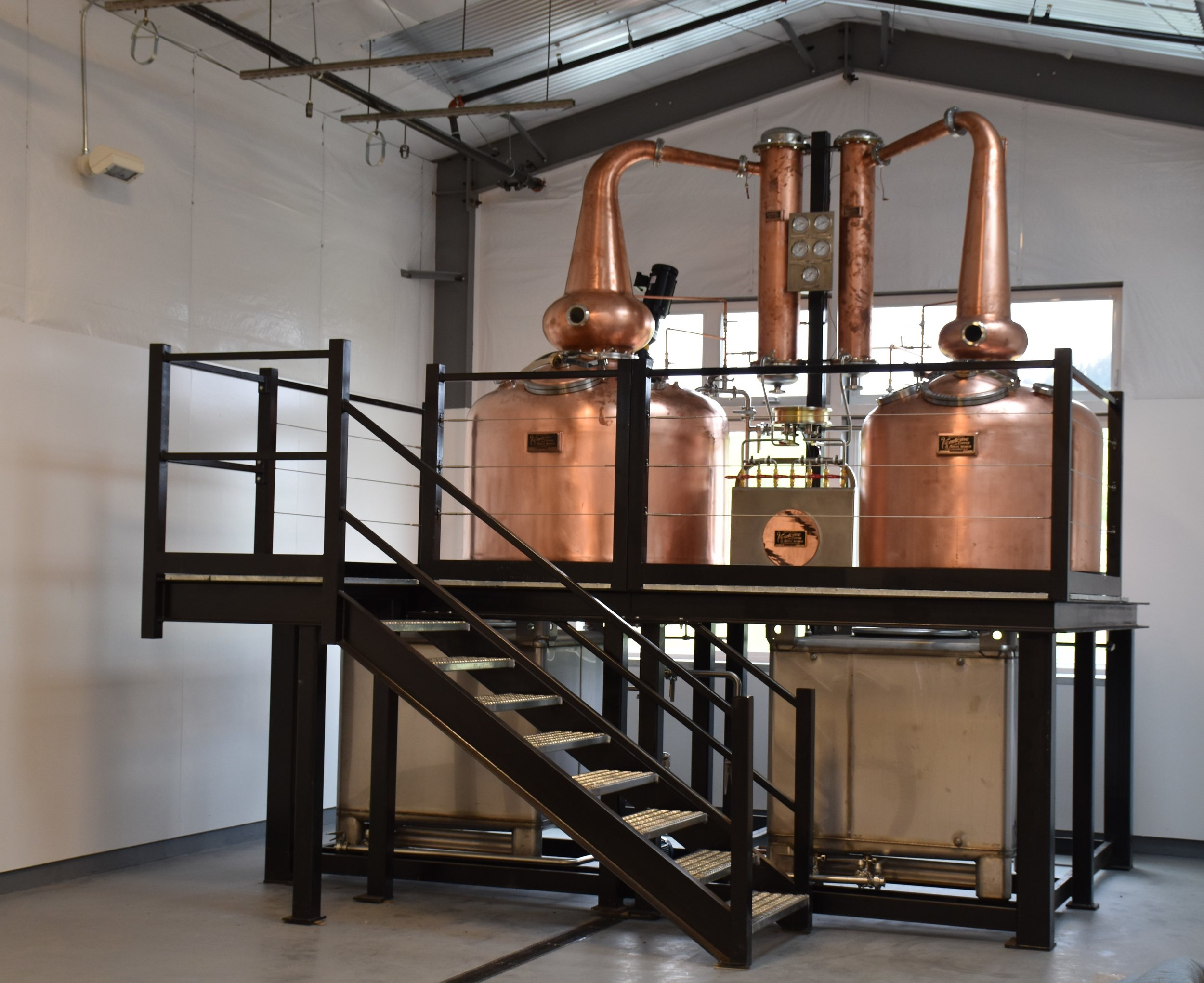 Featured Project - Branch Point Distillery