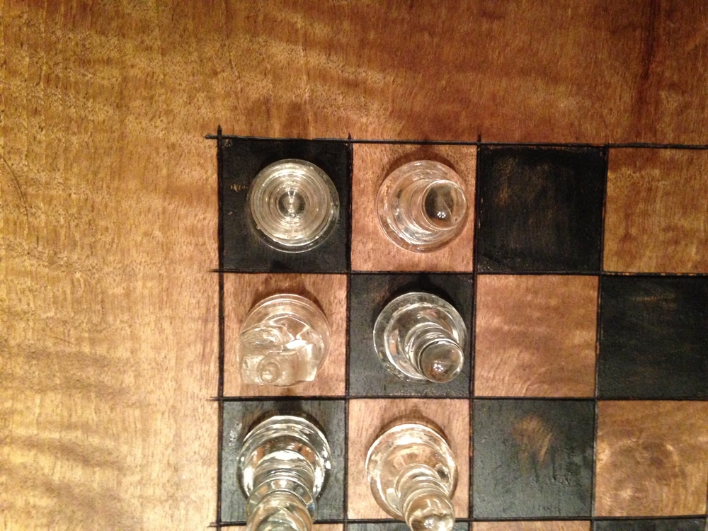 Featured Project - Chessboard