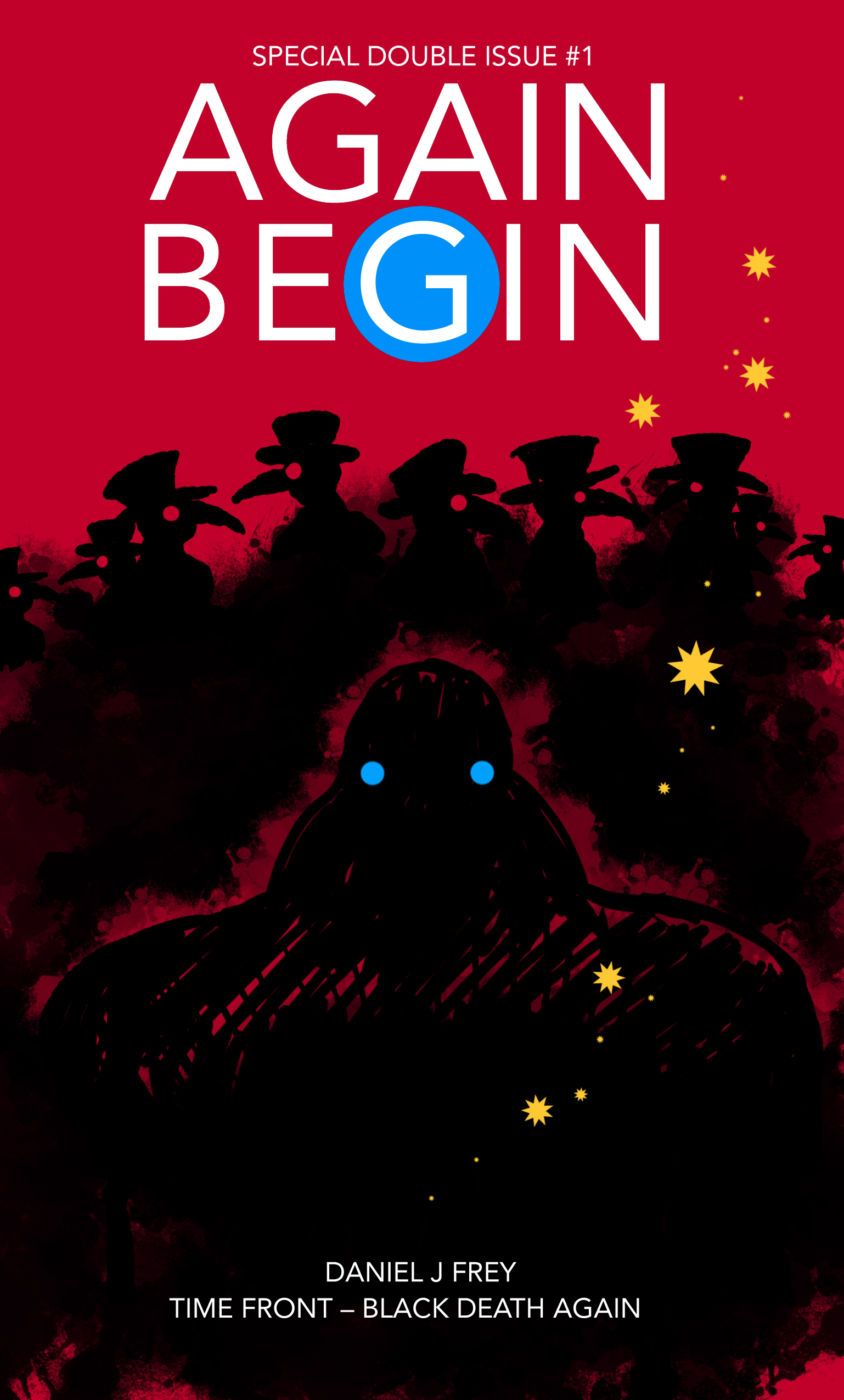 Again Begin Time Front #1
