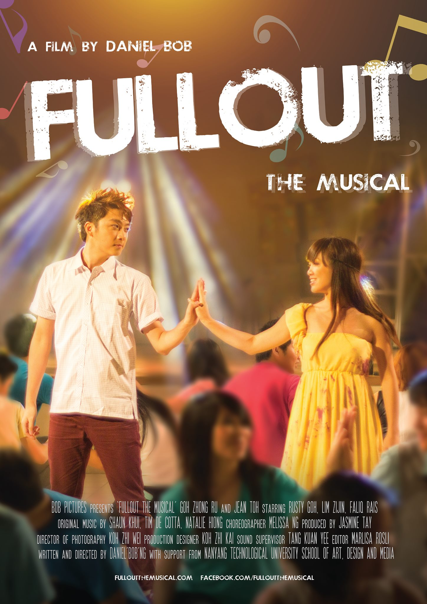 Fullout the Musical (2014)