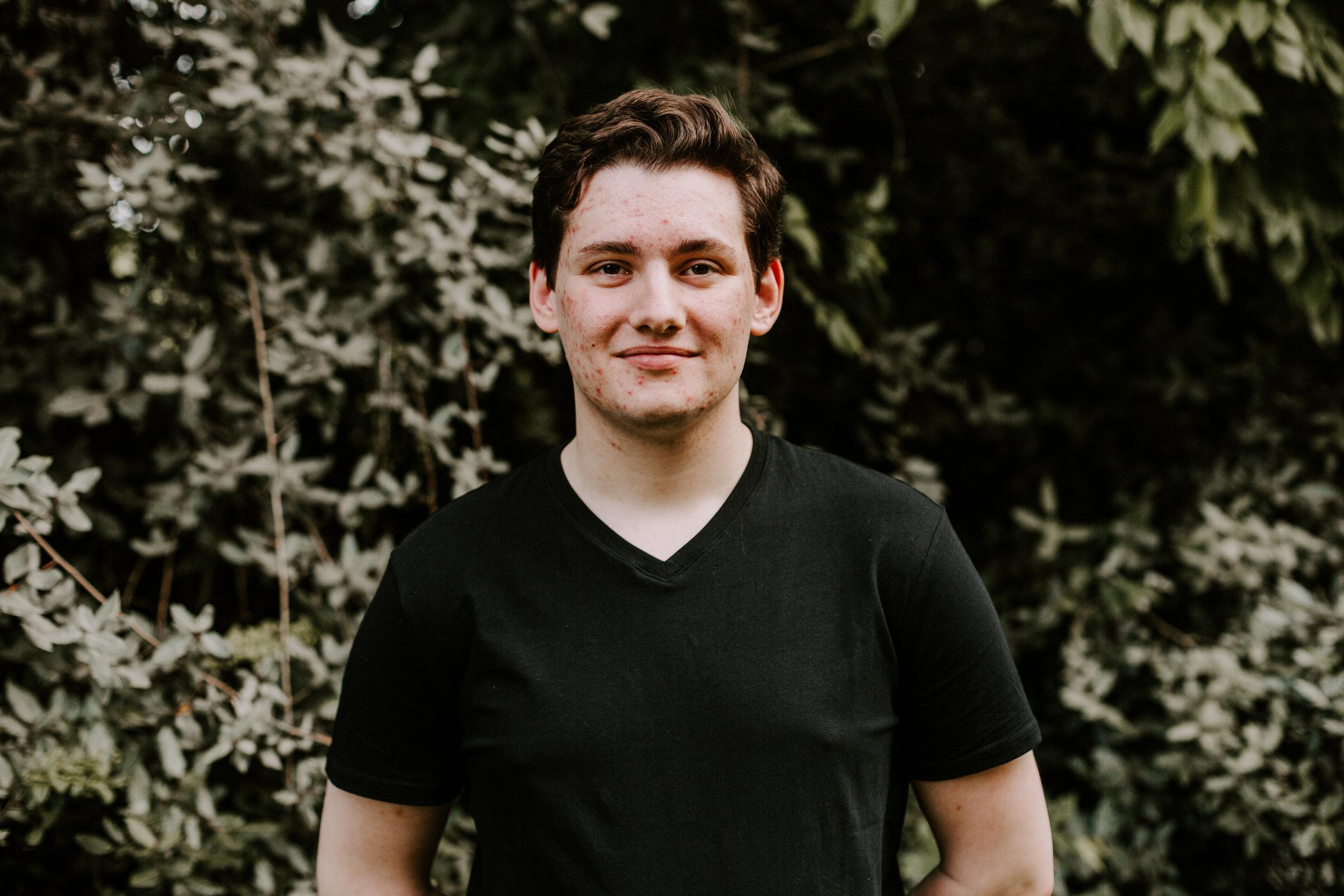 Alex Nestor - Finance Coordinator
