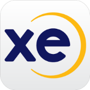 XE  Currency Converter app for  iPhone  and  Android