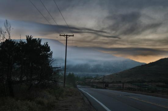 5:30am in Escondido, California