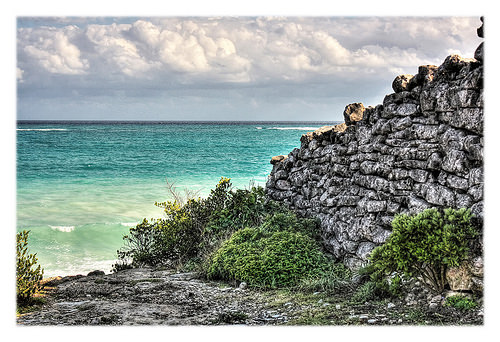 The Riviera Maya.Image via Flickr by Daniel Mennerich
