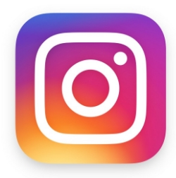 Instagram  for sharing travel photos.