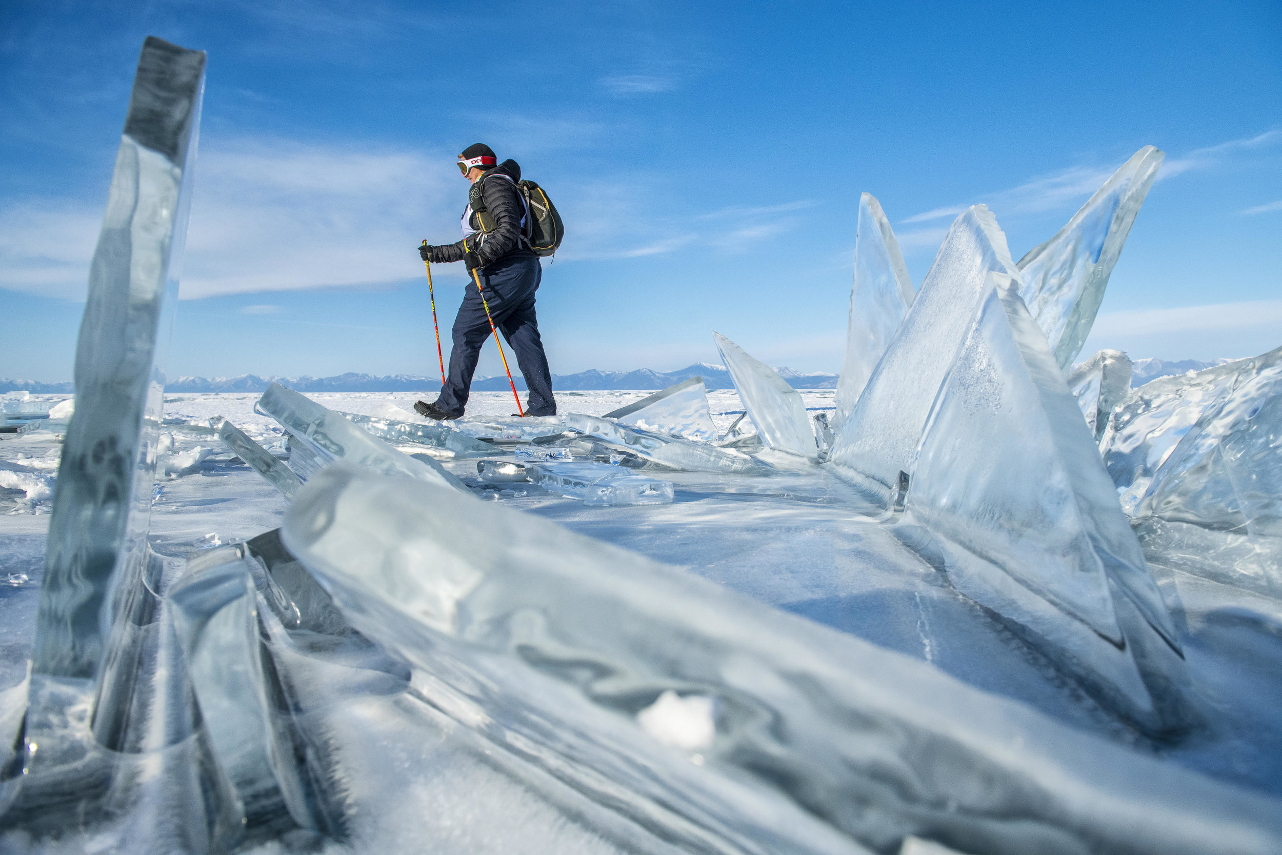 mongolia ice