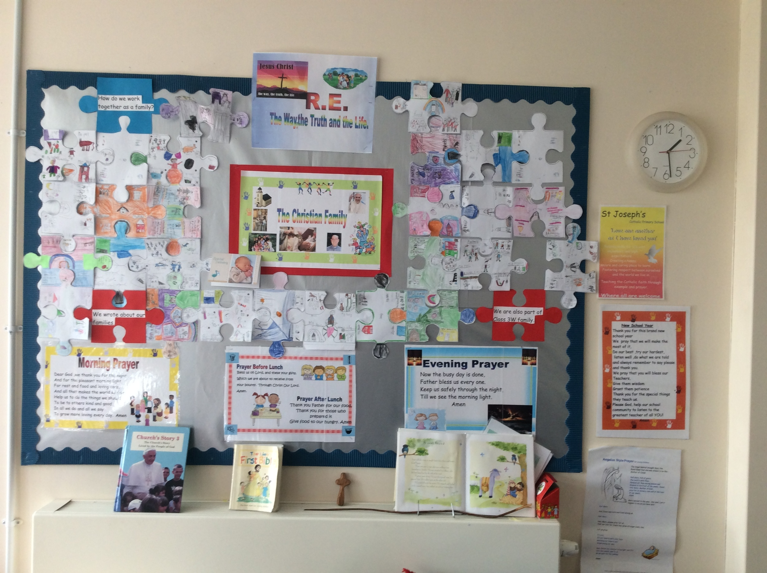 This is our RE display