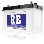 RB Dry Charged Car Battery